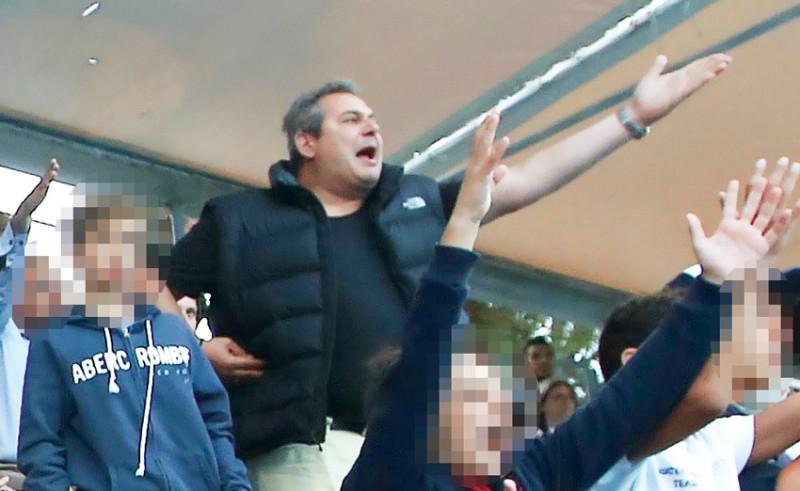 Αποτέλεσμα εικόνας για Η απάντηση του Καμμένου για τις χειρονομίες στους φιλάθλους του Ολυμπιακού